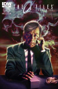 The X-Files - Season 10 003 (2013) (Digital) (Darkness-Empire) 001