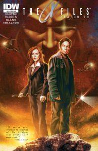 The X-Files - Season 10 005 (2013) (Digital) (Darkness-Empire) 001